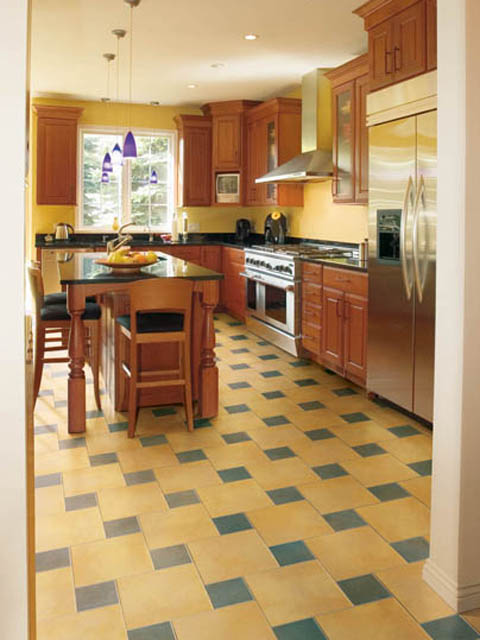 Floor Options For Your Kitchen Indianapolis Flooring Store