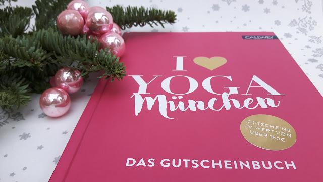 Gutscheinbuch Yoga München
