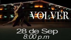 VOLVER: ESPECTACULO DE TANGO 2