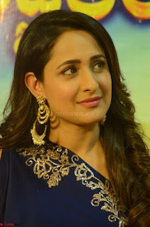 Pragya Jaiswal in beautiful Blue Gown Spicy Latest Pics February 2017 115.JPG
