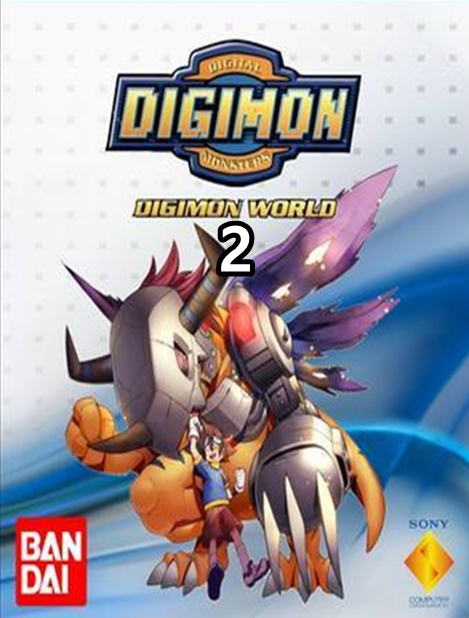 Detonado - Digimon World 2