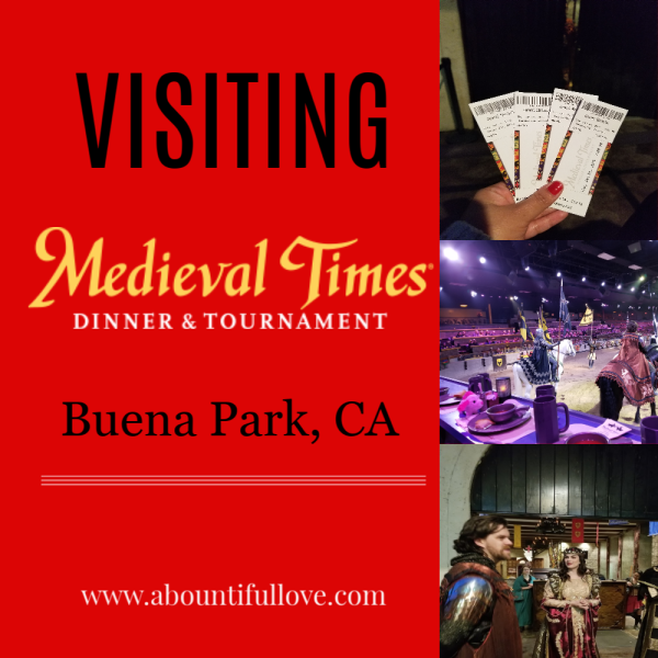 Visiting Medieval Times