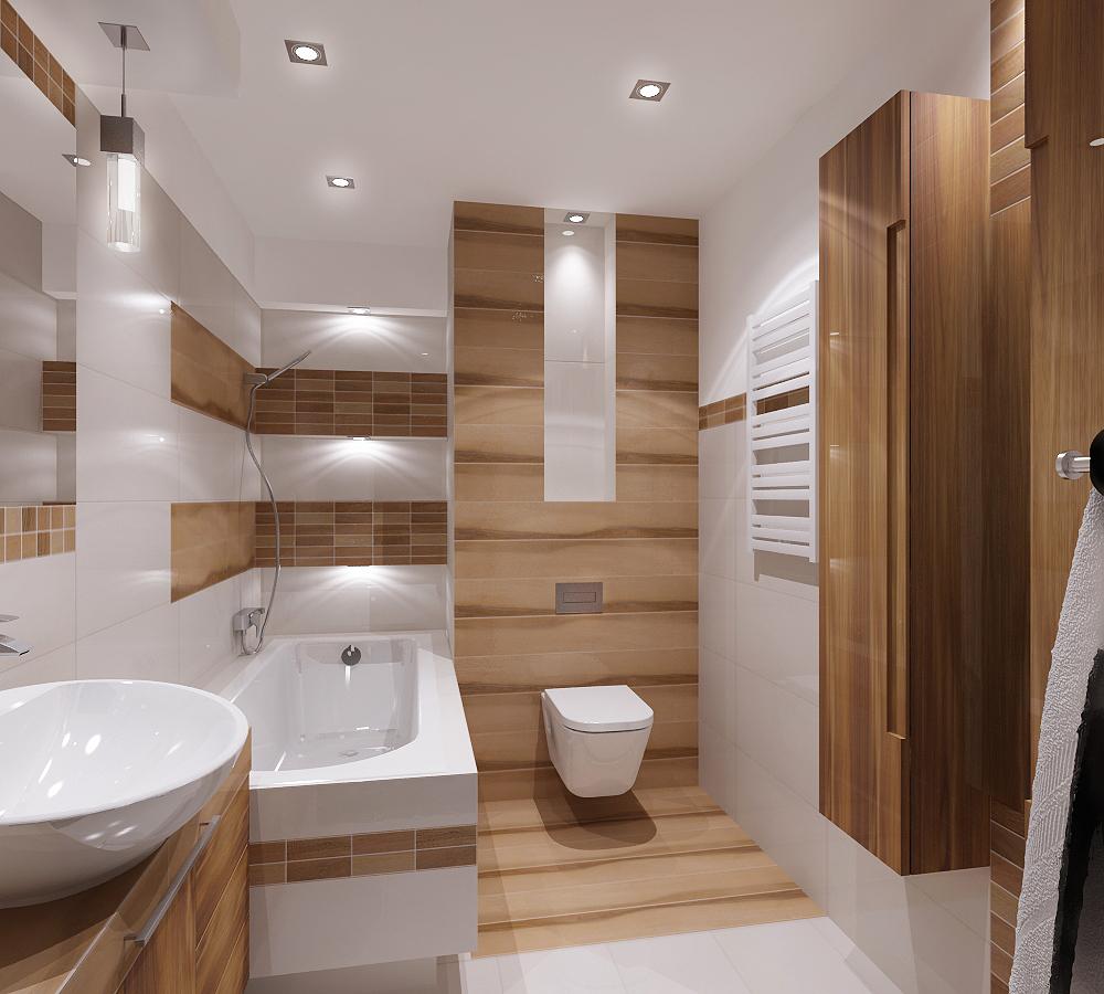 All Design łazienka Projekt I Realizacja