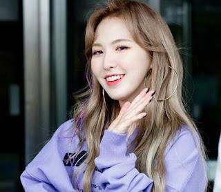 Biodata Wendy Red Velvet