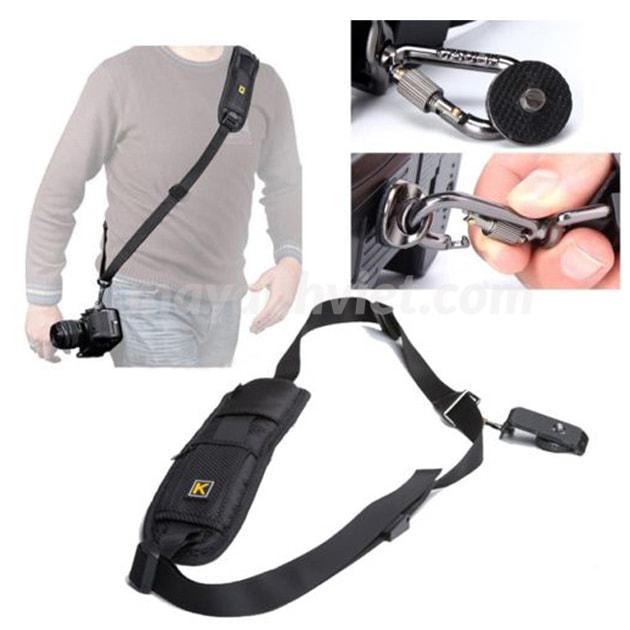 dây đeo máy ảnh double strap