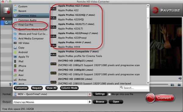 Mov To Apple Prores 422 Codec // ditorihy ga
