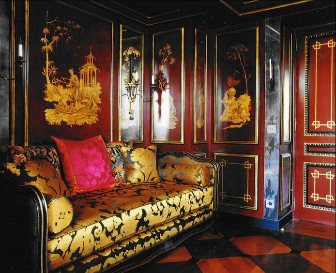 Paisley Curtain: Alidad's Timeless Homes