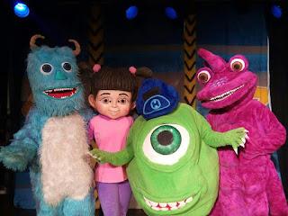 Pátio Alcântara apresenta atração infantil 'Monstros' neste sábado