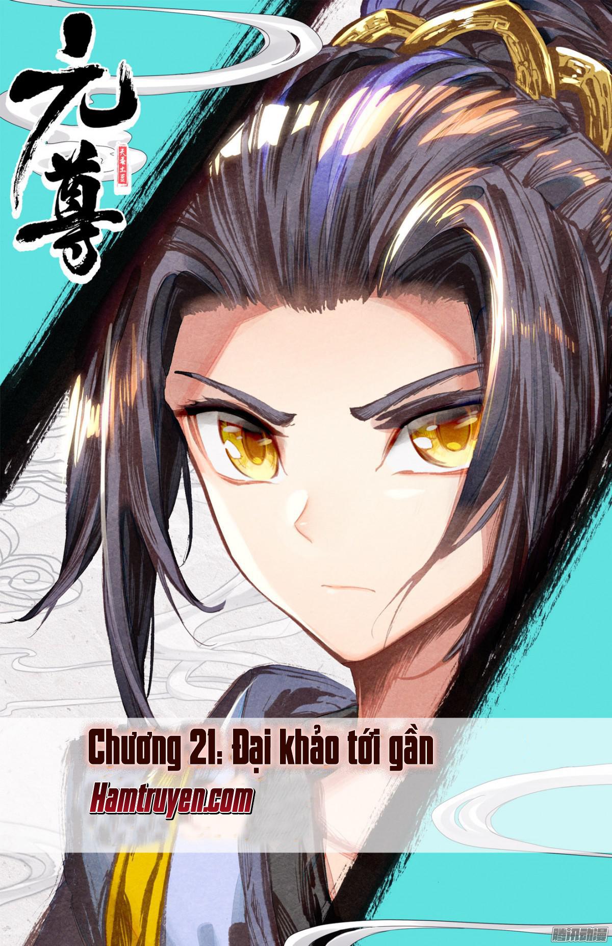 Nguyên Tôn Chap 21