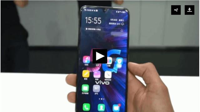 لعشاق الهواتف المحمولة... Vivo تطلق هاتف 5G الأسرع في العالم!