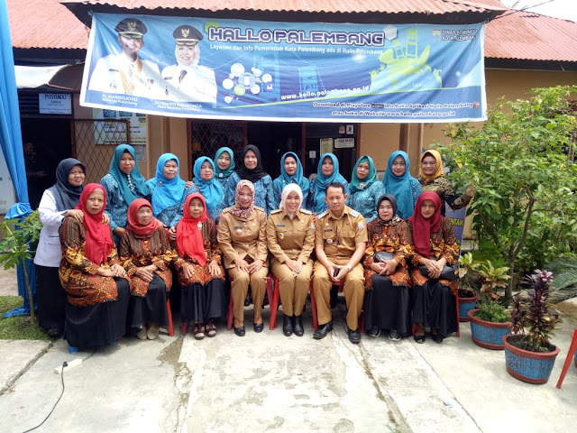 Wakil Walikota Palembang Serap Aspirasi di Kelurahan Sei Lais