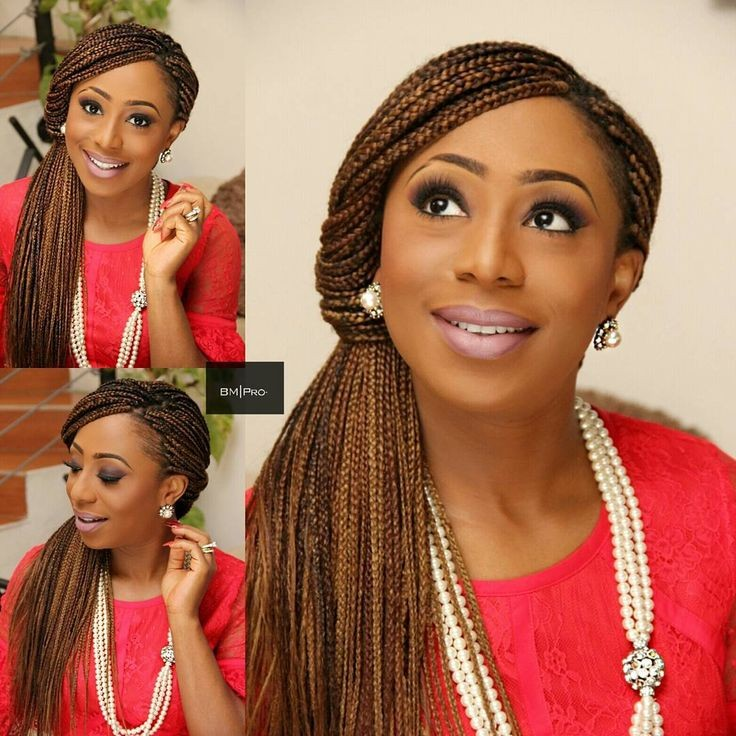 Rasta Braids Hairstyles: Beautiful Braid Style (Mabutu)