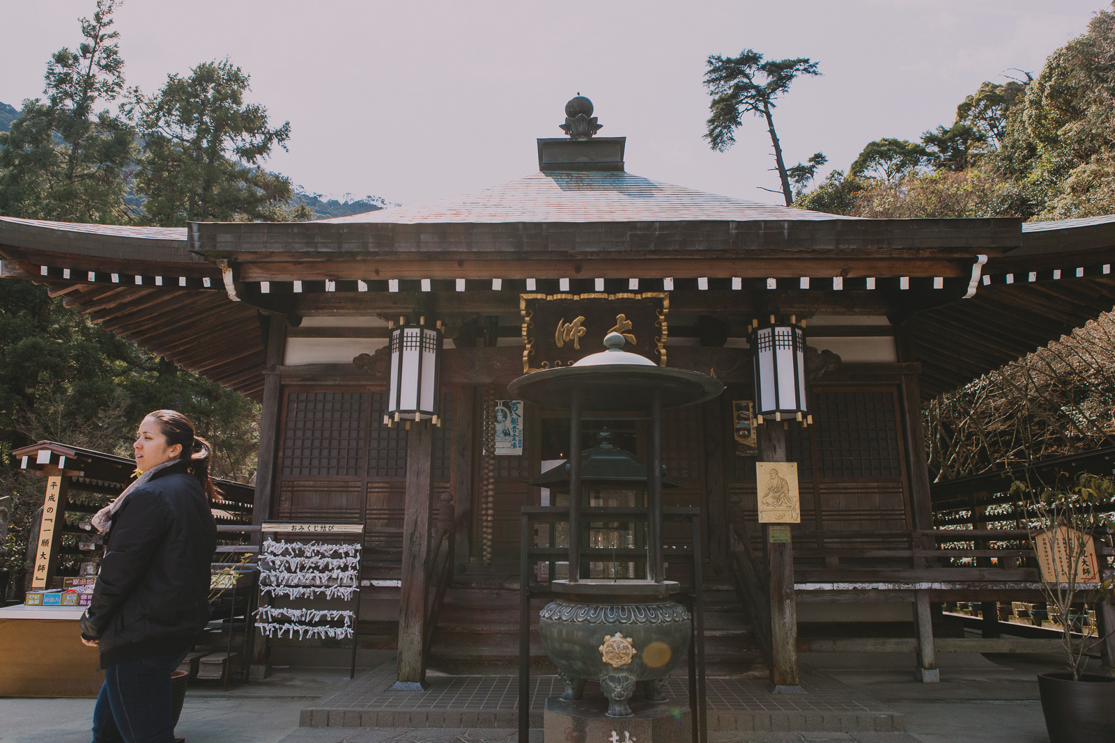 The Temples of Mijayima (Itrsukushima Island) JAPAN. Read the adventure on www.journograhpie.com