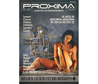 Revista PROXIMA Nro 34, Junio 2017 < DESCARGAR PDF >