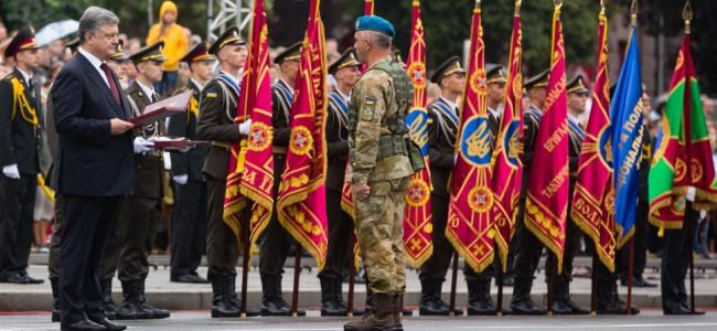Президент присвоїв звання Героя України Андрію Ковальчуку