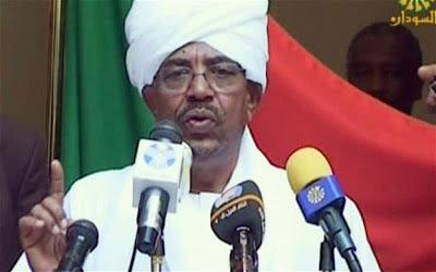 la proxima guerra presidente de sudan amenaza atacar israel enemigo numero 1