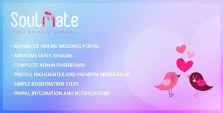 Download Codecanyon Soulmate Matrimonial Portal