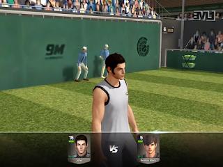 تحميل لعبة Virtua Tennis 2018 مهكرة للاندرويد obb+apk بحجم صغير 200mb اخر اصدار