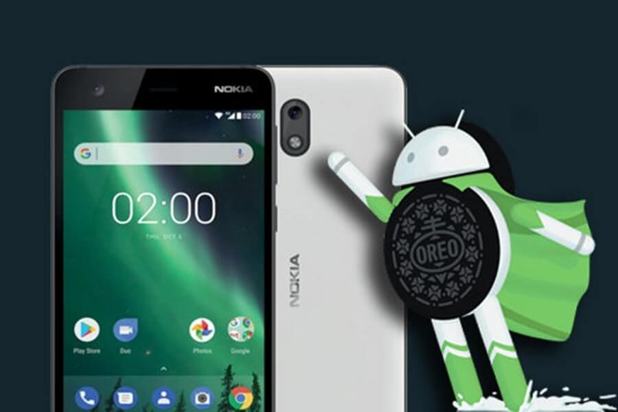 Miliki Penyimpanan Unlimited, Benarkah Nokia 2 Tak bisa di OS Android 8.0 tapi Langsung Gunakan OS Android 8.1 Oreo?