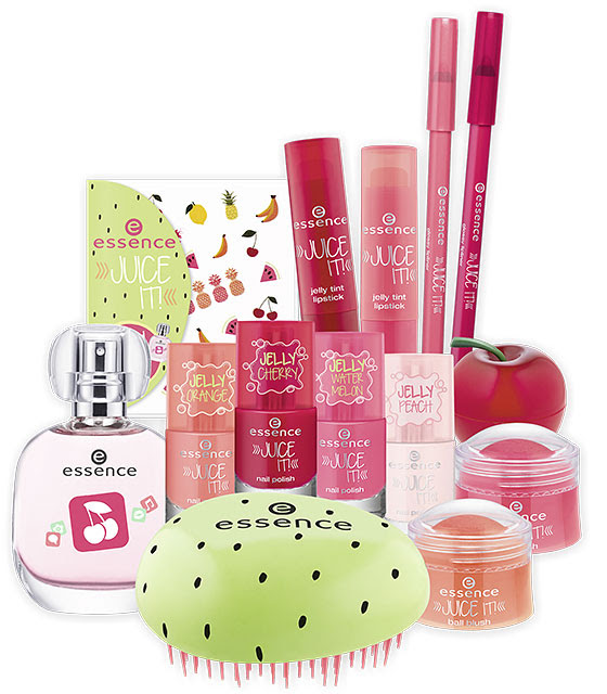essence trend edition Juice it