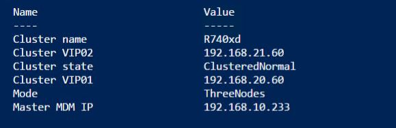 IT IMS Support: Working with ScaleIO REST API using PowerShell - Part 2