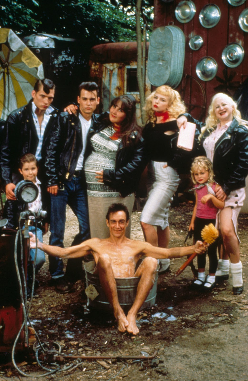 Rich Girl Wallpaper Pictures Of Johnny Depp As 1950s Teen Rebel Wade Quot Cry Baby