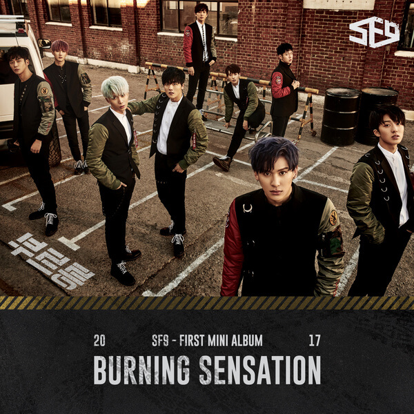 SF9 (에스에프나인) – Shut Up N' Lemme Go Lyrics