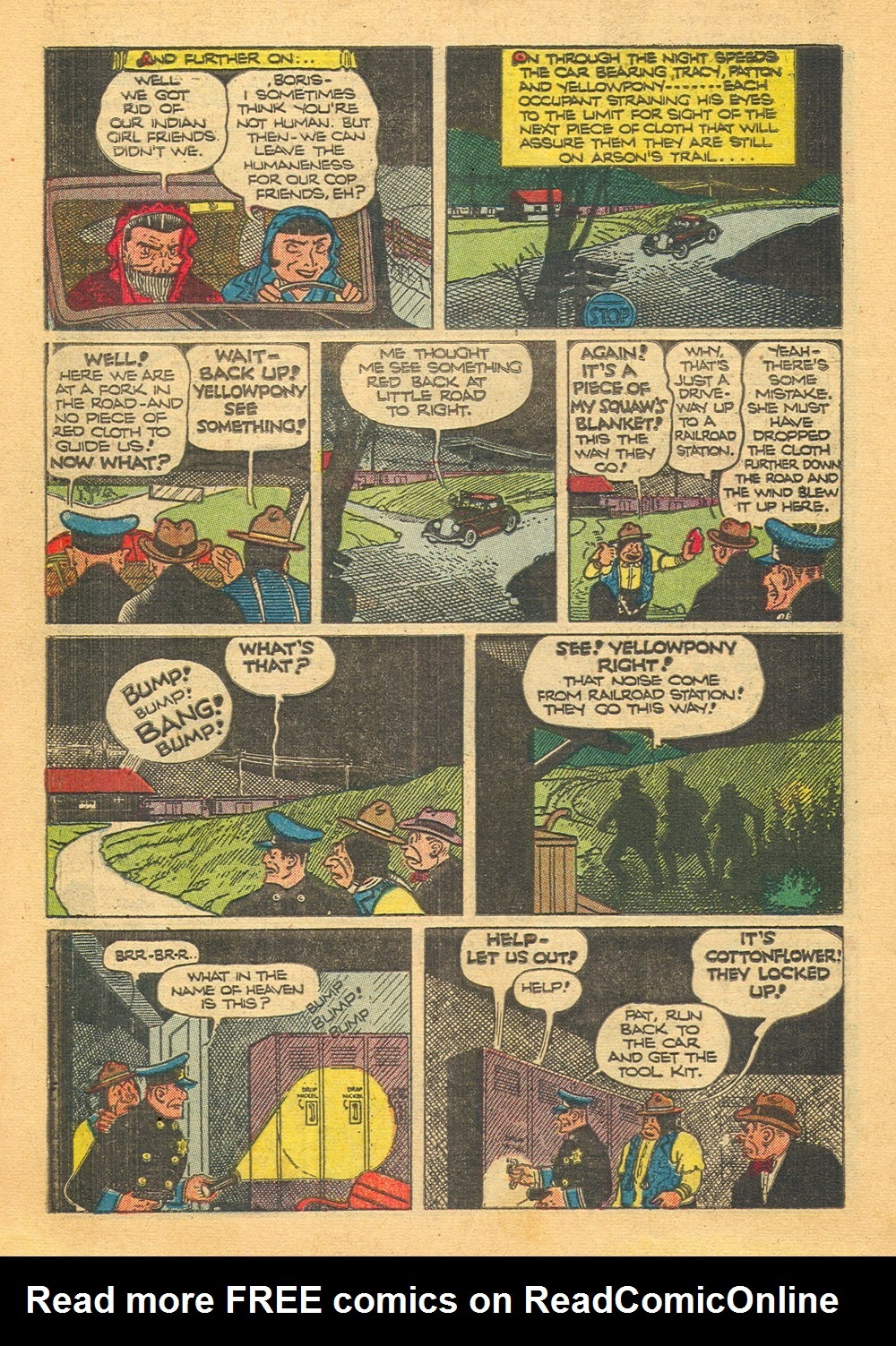 Dick Tracy Monthly issue 10 - Page 10