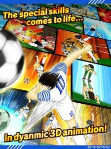 Download Captain Tsubasa Dream Team Mod Apk 2018