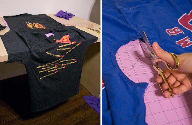 T Shirt Quilt Fusible Interfacing