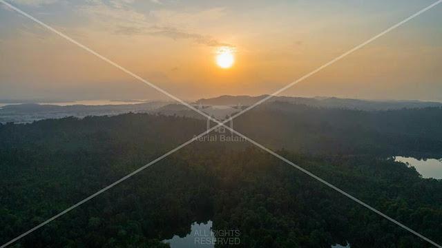 081210999347 Harga Promosi Sewa Rental Jasa Foto dan Video Udara Drone Aerial Batam Dam Muka Kuning