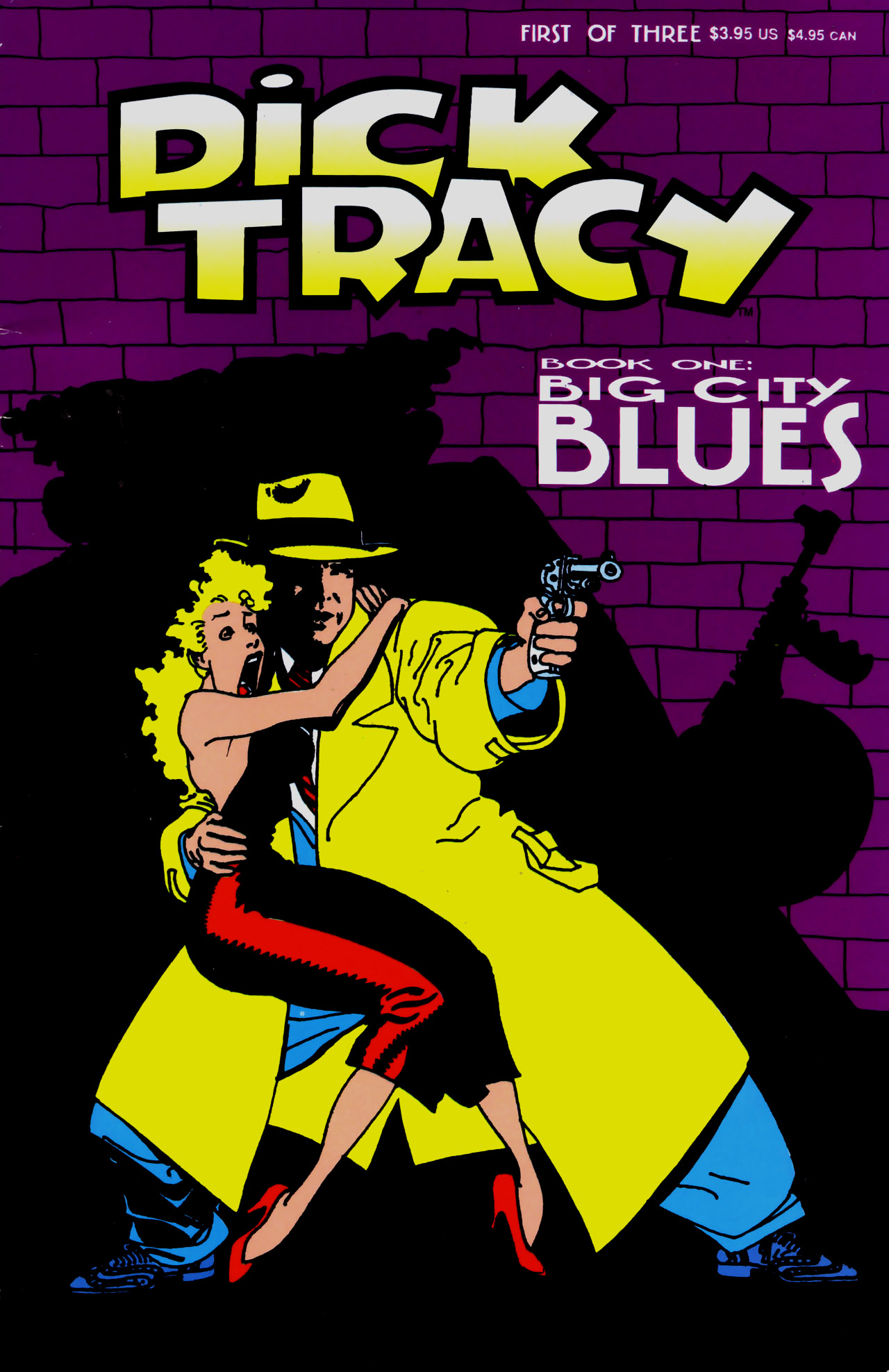 Dick Tracy (1990) 1 Page 1