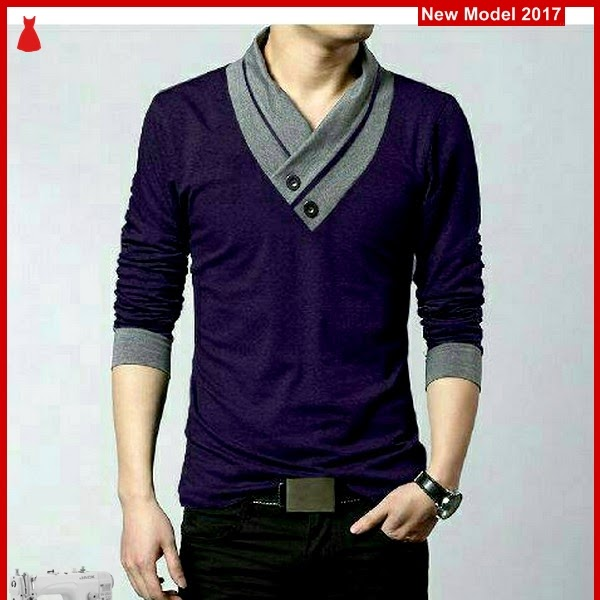 MSF0082 BAJU Tshirt Violet Murah Navy Min BMG
