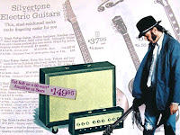 Neil Young Sears Silvertone amp
