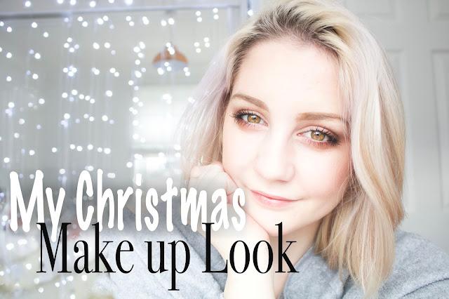 CHRISTMAS MAKEUP LOOK
