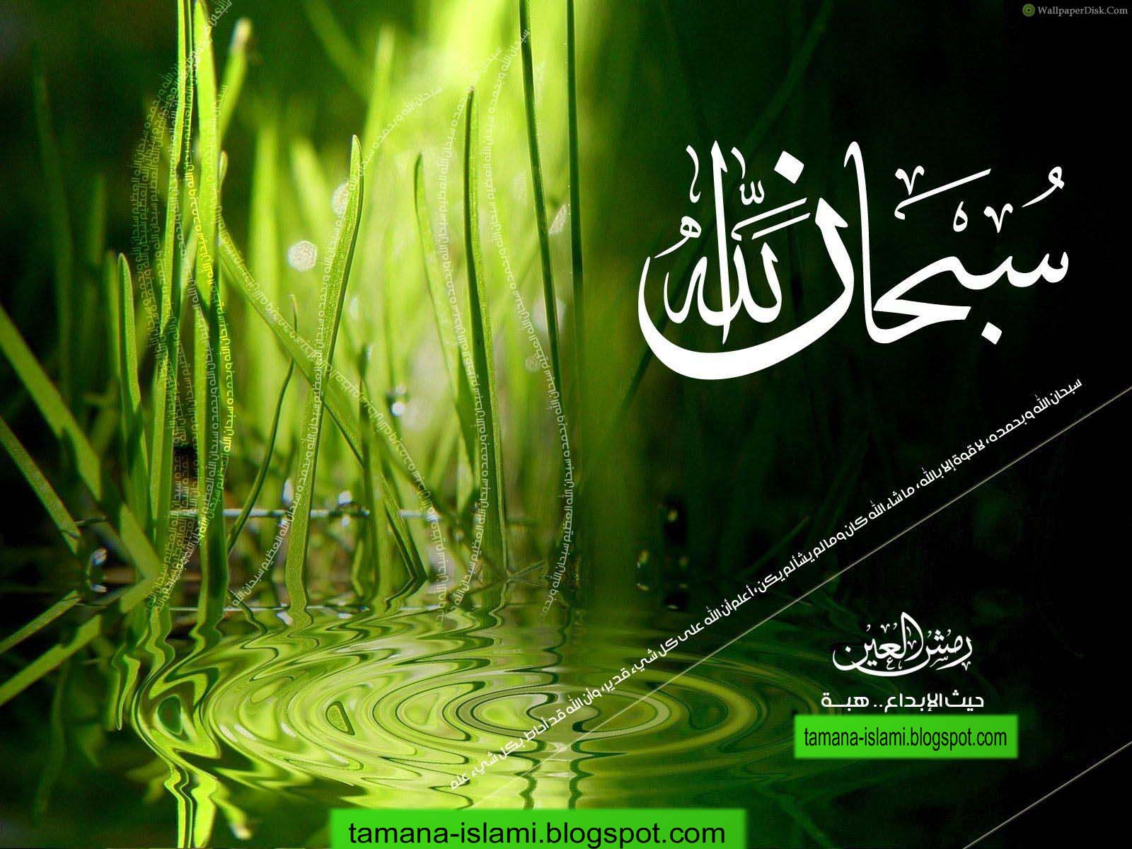 TAMANAISLAMI Subhan_Allah