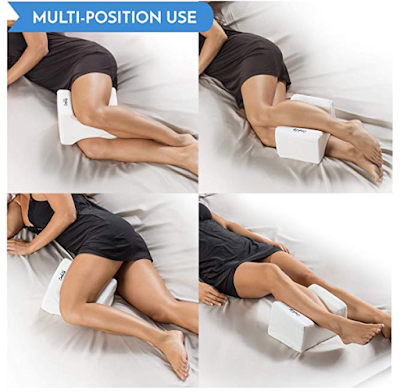 ComfiLife 100% Memory Foam Knee pillow