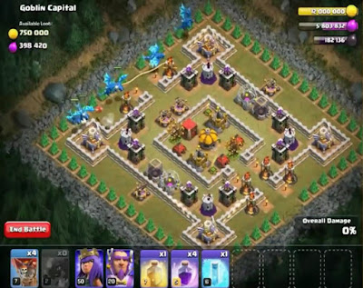 68. Goblin Capital Goblin Base COC