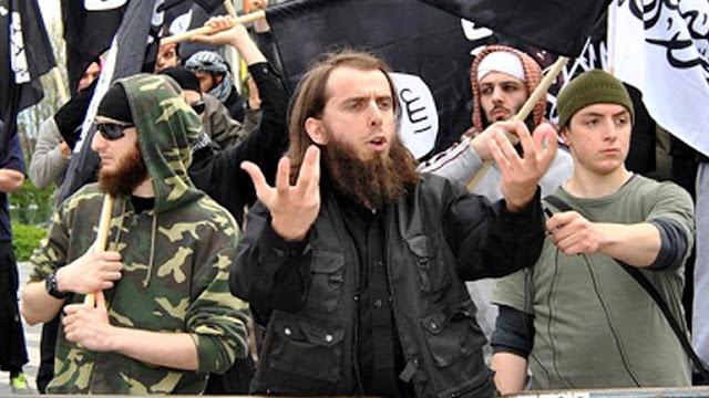 800 ισλαμιστές από τη Γερμανία πηγαίνουν στη Συρία για να γίνουν τζιχαντιστές! Ελπίζουμε να μην γυρίσουν πίσω...