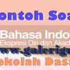 contoh soal bahasa Indonesia, Matematika kelas 2 sd kurikulum 2013 - Galeri Guru