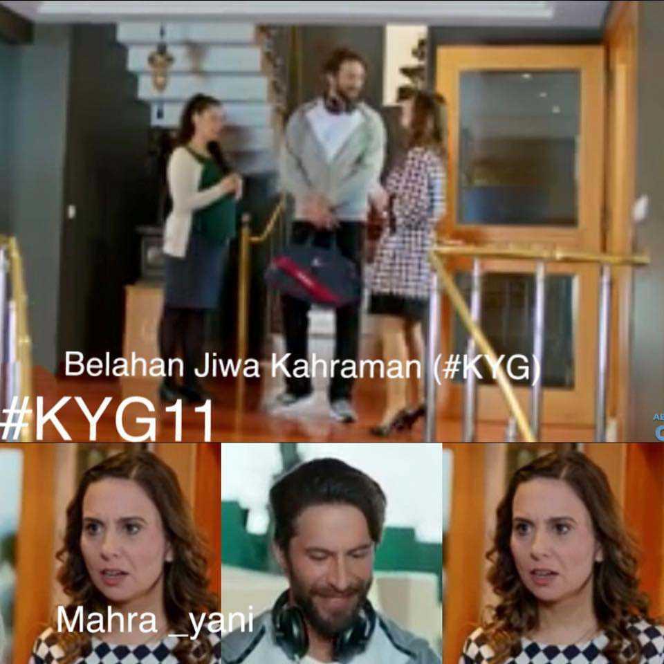 Best Scene Belahan Jiwa Kahraman Episode 28 SINOPSIS 1001
