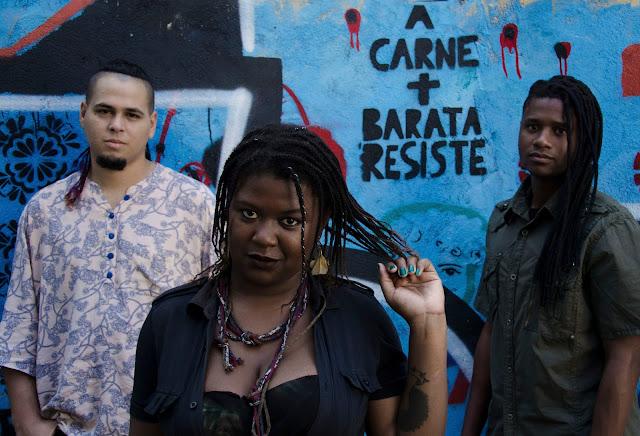 No mês da consciência negra a Banda Gente apresenta seu primeiro álbum no Rio trazendo a potência da voz da mulher preta