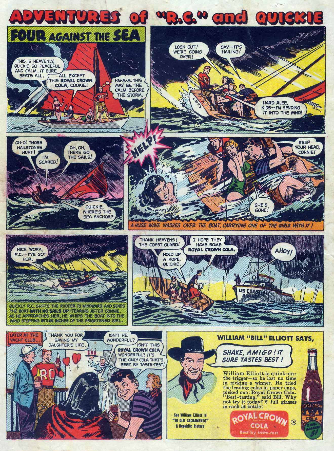 Read online All-American Comics (1939) comic -  Issue #76 - 52