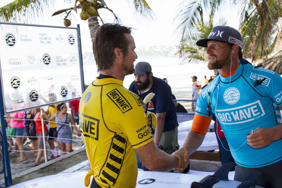 6 Grant Baker Puerto Escondido Challenge fotos wsl Lucano Hinkle