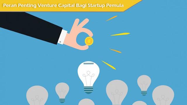 Peran Penting Venture Capital Bagi Startup Pemula
