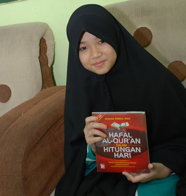Hafal 3 Juz Al-Qur'an Padahal Baru Masuk Islam