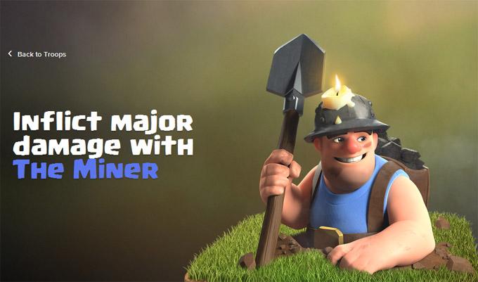 Rincian informasi lengkap, strategi dan biaya Miner di COC