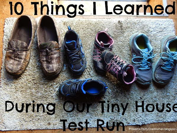 10 Things I Learned During Our Tiny House Test Run