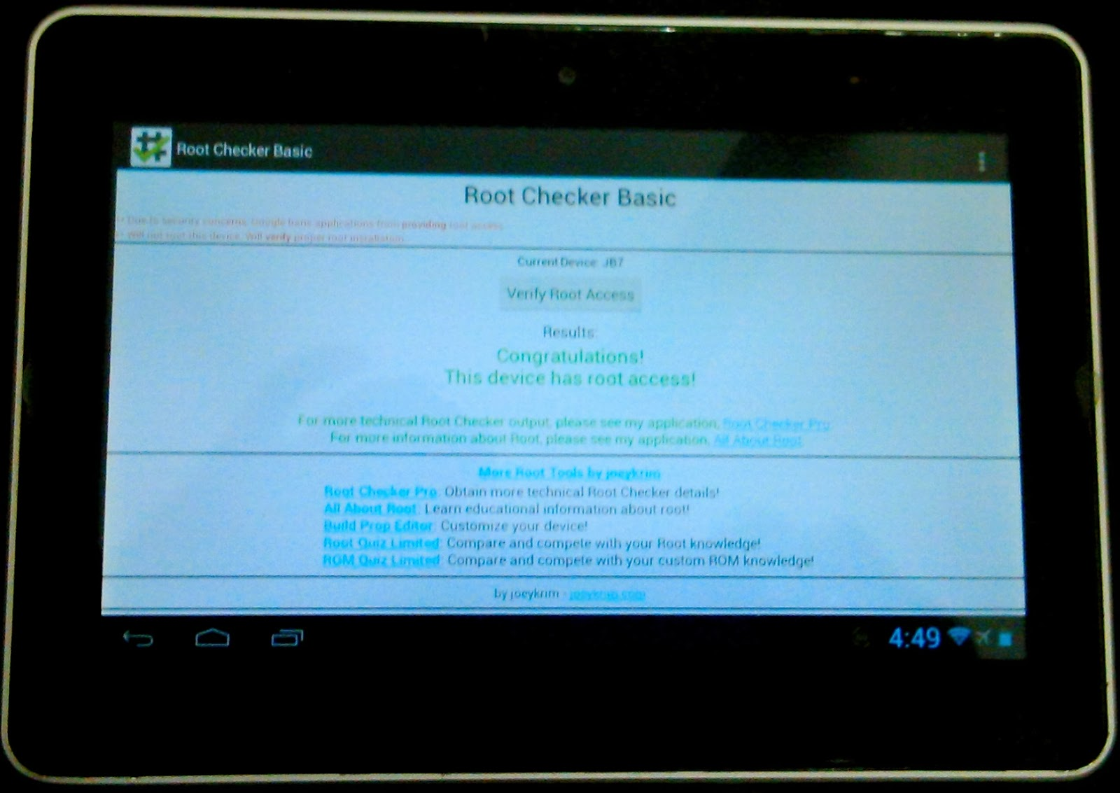 root all tablet india lava