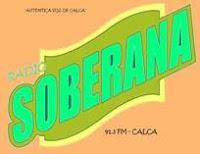 Radio La Soberana Calca 91.3 FM en vivo